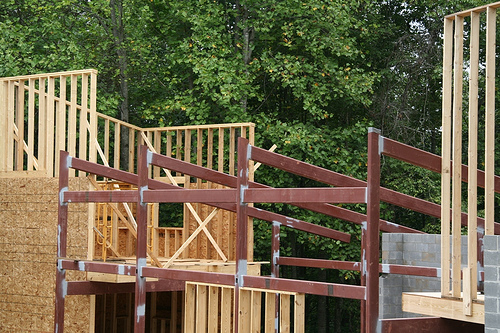 Your Denver Metro Construction Residential Exterior Wall Framing