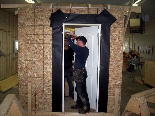 Your Denver Metro Construction Installation of Residential Door Support