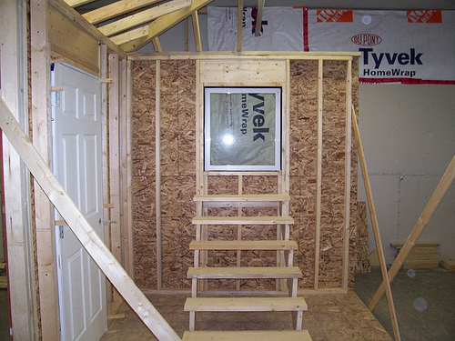 Your Denver Metro Construction Installation of Residential Staircase