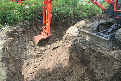 Your Denver Metro Construction Residential Excavation for Wider Concrete Footings