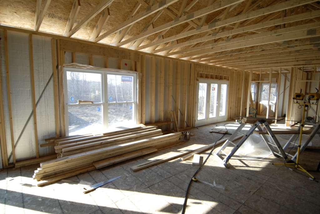 Your Denver Metro Construction Installation of Interior Frame Work for Residential Windows