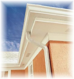 Your Denver Metro Construction Aluminum Seamless Rain Gutters, Fascia,